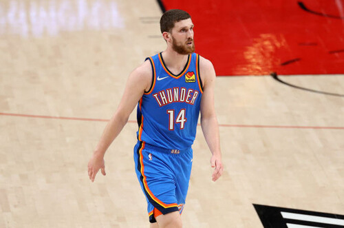 Михайлюк набрал 1000 очков в НБА. Он пятый украинец в истории