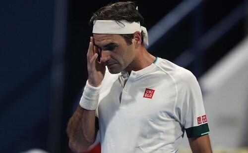 На пенсию не собирается. Федерер выступит в Галле в 2022 году