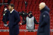 Болбой из Амстердама жестко наказал игрока Ромы за задержку времени