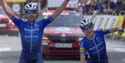 Тур Країни Басків. Подвійний успіх Quick Step на п'ятому етапі