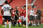 Тоттенхэм - Манчестер Юнайтед. Прогноз и анонс на матч чемпионата Англии