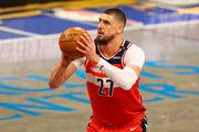 Лэнь стал самым результативным украинцем в истории НБА