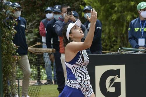 В 1/4 финала турнира WTA в Боготе вышла только одна теннисистка из топ-100