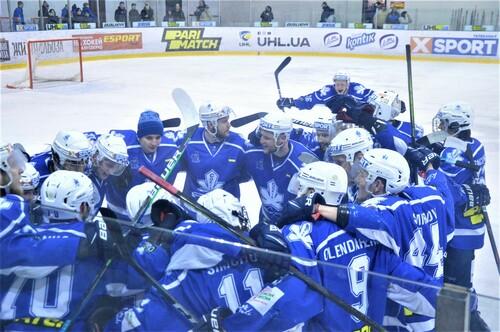 Главное дерби украинского хоккея: Как в регулярке играли Сокол и Донбасс
