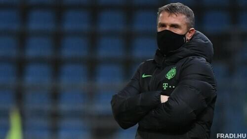 Сергей РЕБРОВ: «У меня еще год контракта в Венгрии. Посмотрим после сезона»
