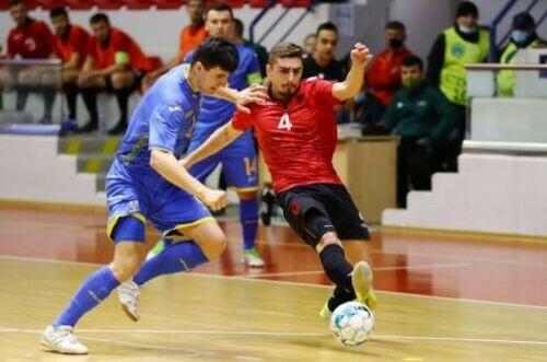 «Будет засчитано техническое поражение». Албания не прилетела в Украину