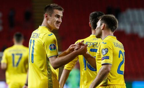 Премии в сборной Украины. Эксперт оценил, сколько игроки получили за Евро