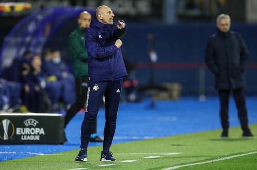 Наставник Динамо Загреб: «У нас все еще есть реальные шансы на полуфинал»