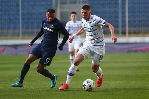 Динамо – Дніпро-1 – 2:0. Текстова трансляція матчу