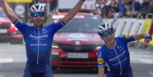 Тур Страны Басков. Двойной успех Quick Step на пятом этапе