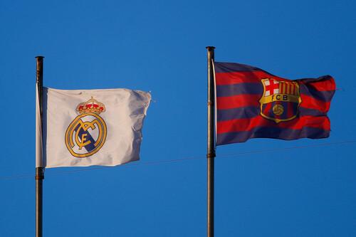 Реал – Барселона. Смотреть онлайн. LIVE трансляция