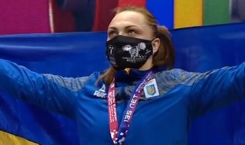 Марущак принесла Україні ще два золота ЧЄ в Москві