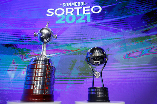 Бразилия и Аргентина. Жеребьевка группового этапа Кубка Либертадорес 2021