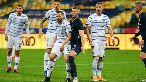 Де дивитися онлайн матч чемпіонату України Динамо - Дніпро-1