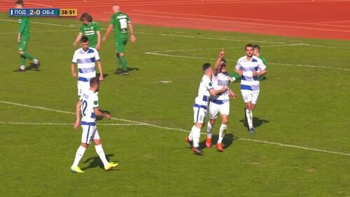 Подолье – Оболонь-2 – 4:0. Видео голов и обзор матча