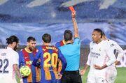 Під проливним дощем. Реал здолав Барселону в Ель-Класіко