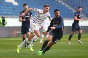 Франсиско Ди Франко провел 100-й матч в чемпионатах Украины