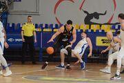 Суперліга. Київ-Баскет в напруженому матчі здолав Одесу