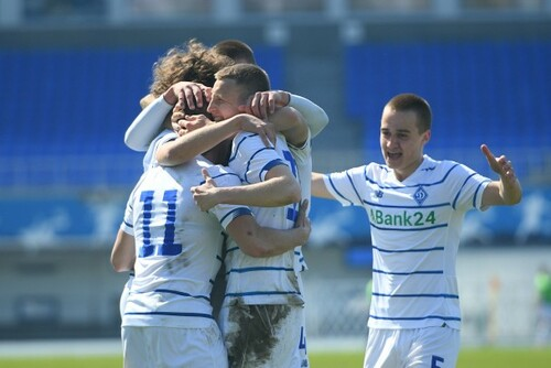 Гол Велетня принес Динамо U-19 победу над сверстниками из Днепра-1