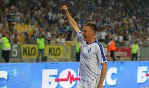 Лідер Динамо Сидорчук пропустить матч проти Шахтаря