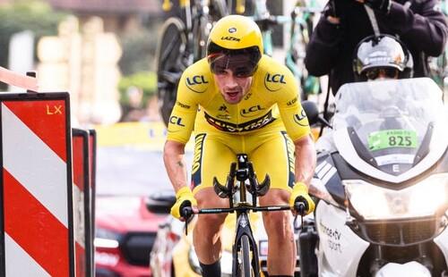 Роглич выиграл Тур Страны Басков