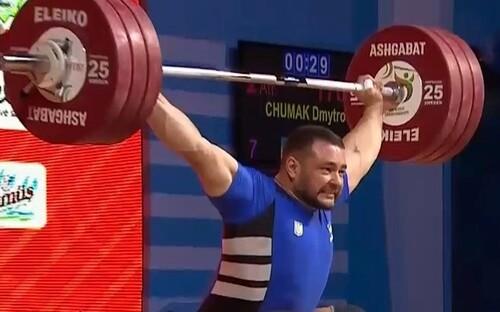 Еще два золота в Москве. Чумак в третий раз подряд выиграл чемпионат Европы
