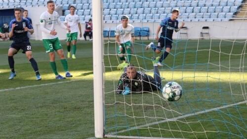 ВИДЕО. Скандал в Первой лиге. Черноморец перебивал пенальти на 92 минуте