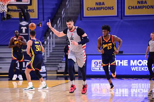 Антилень, или Самые результативные украинцы в НБА