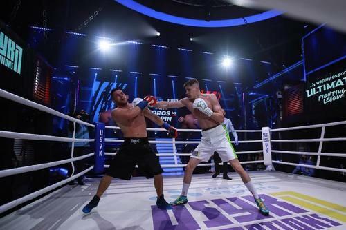 ФОТО. Usyk 17 Promotion провела вечер бокса в Киеве