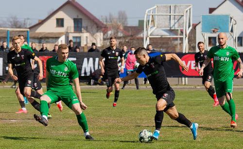 Верес — ВПК-Агро — 1:0. Видео гола и обзор матча