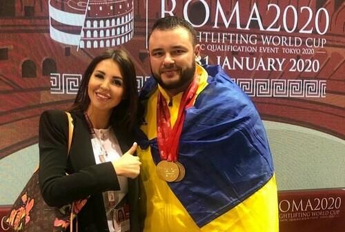 ВИДЕО. Гимн Украины в Москве. Чумак выиграл чемпионат Европы