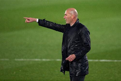 Зинедин ЗИДАН: «Реал заслужил победу над Барселоной»