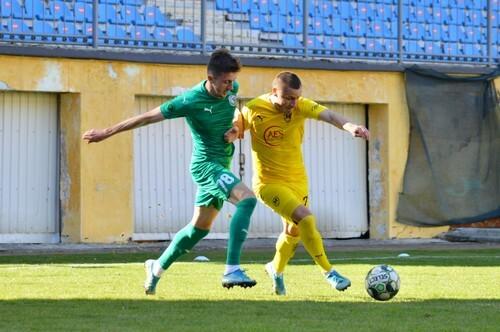 Альянс — Металлист 1925 — 0:0. Видеообзор матча