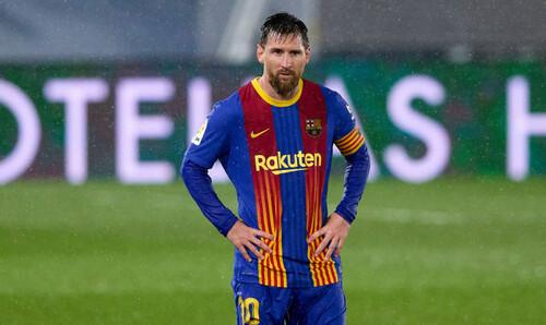 Месси не забивает в Эль Класико после ухода Роналду из Реала