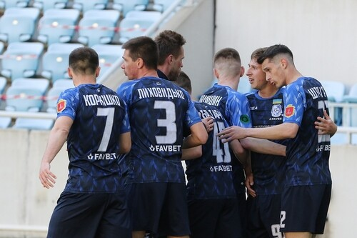 Черноморец — Полесье — 2:1. Видео голов и обзор матча