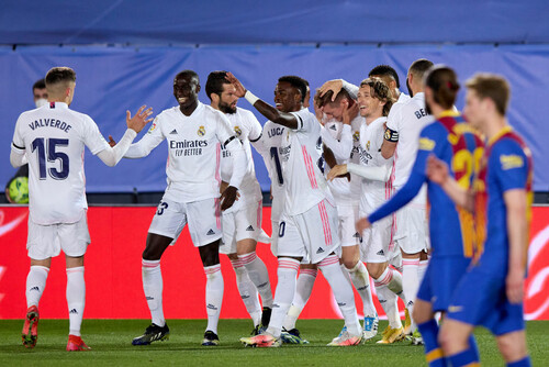 Реал – Барселона – 2:1. Новий лідер Ла Ліги. Відео голів та огляд матчу
