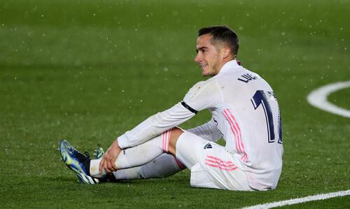 Реал до конца сезона потерял хавбека
