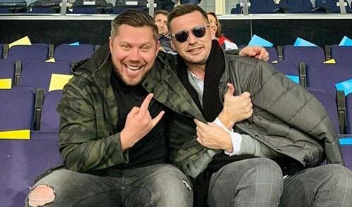 ВИДЕО. Милевский и Панков затроллили спортивного директора Руха