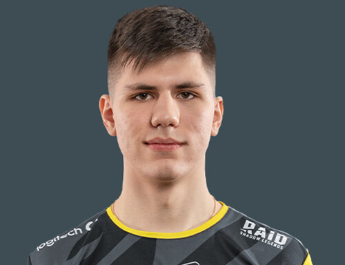 Украинец B1t заменит flamie в составе Natus Vincere на следующем турнире