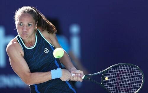 Бондаренко не сумела пробиться в основу второго турнира в Чарльстоне