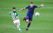 Атлетико потерял два очка в игре против Бетиса, но вернул себе лидерство