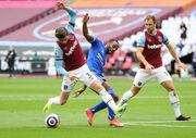 Вест Хэм – Лестер – 3:2. Видео голов и обзор матча