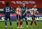 Шеффилд Юнайтед – Арсенал – 0:3. Видео голов и обзор матча