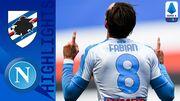 Сампдория - Наполи - 0:2. Видео голов и обзор матча