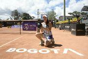 ЦИФРА ДНЯ. 177 невынужденных ошибок было сделано в финале турнира в Боготе