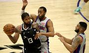 НБА. Трипл-дабл Йокича не спас Денвер, Клипперс обыгрывают Детройт