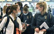 С надеждой выйти на Евро. Женская сборная Украины прибыла в Белфаст