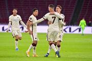 Рома - Аякс. Прогноз и анонс на матч 1/4 финала Лиги Европы