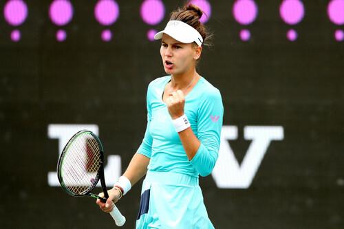 Кудерметова стала переможницею грунтового турніру в США