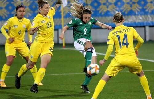 Северная Ирландия – Украина – 2:0. Текстовая трансляция матча